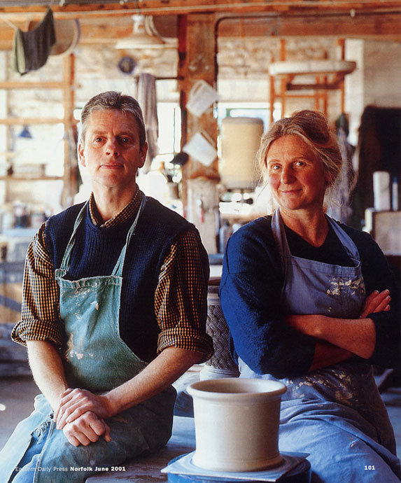 Andy & Jo Young