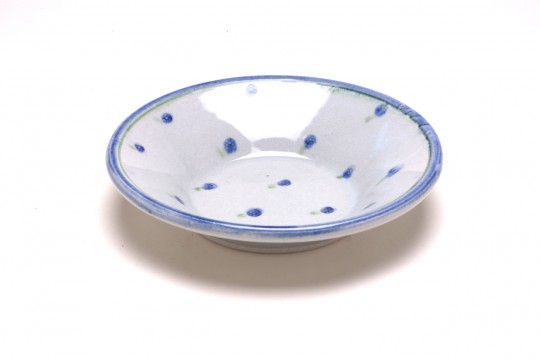 A&J Young Pottery pasta dish - white