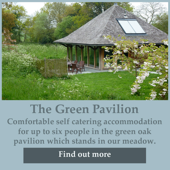 The Green Pavilion Self Catering Our Eco Holiday Let