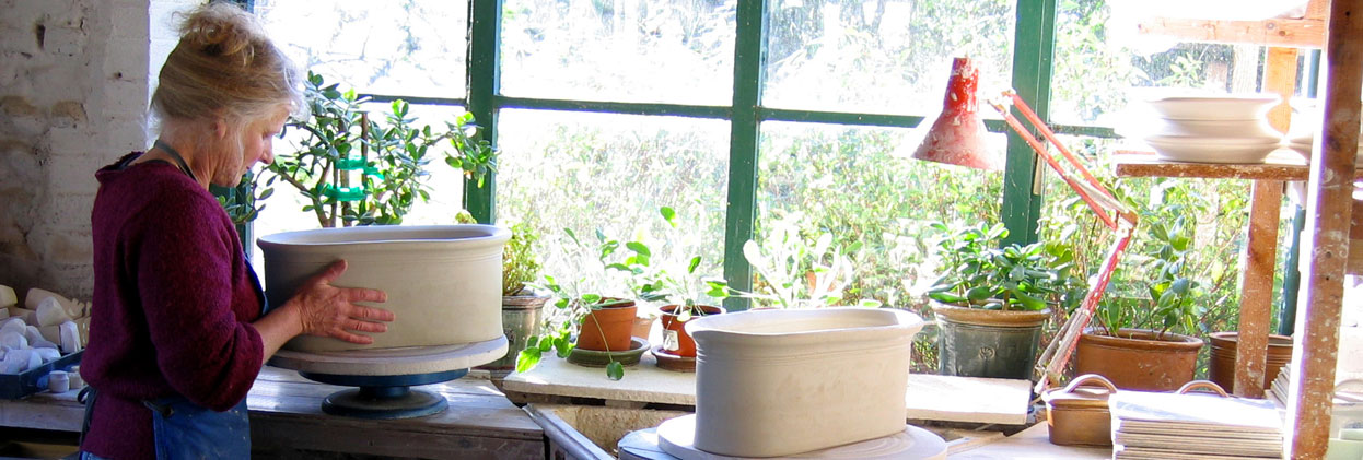 A&J Young pottery